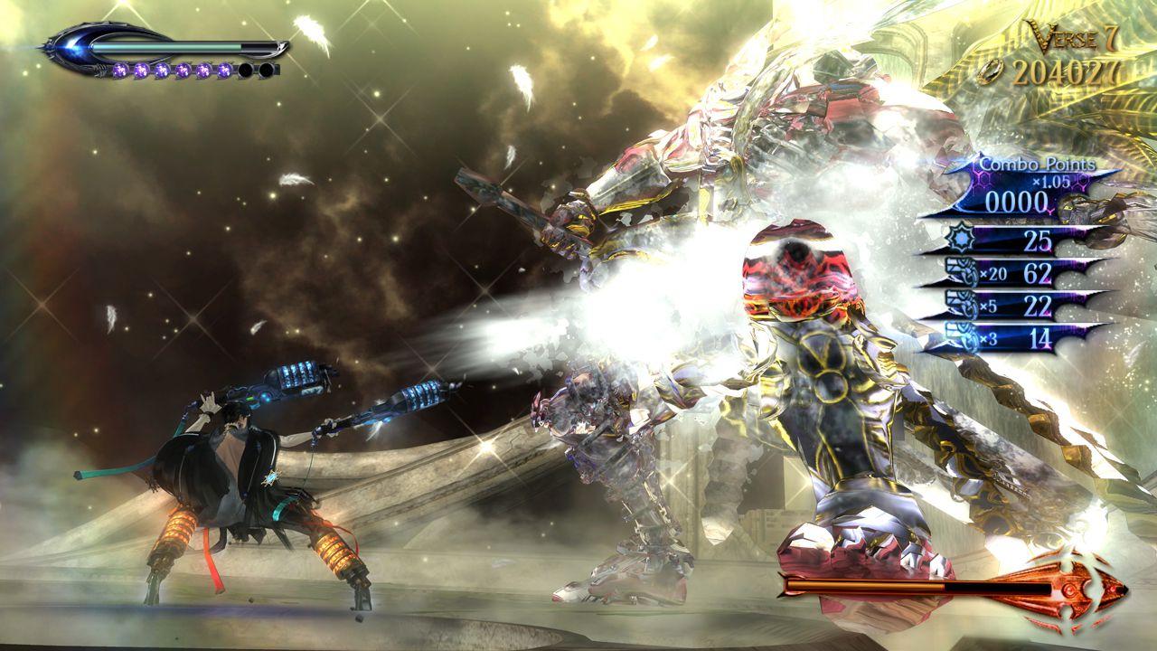 Bayonetta 2: pubblicato un video gameplay