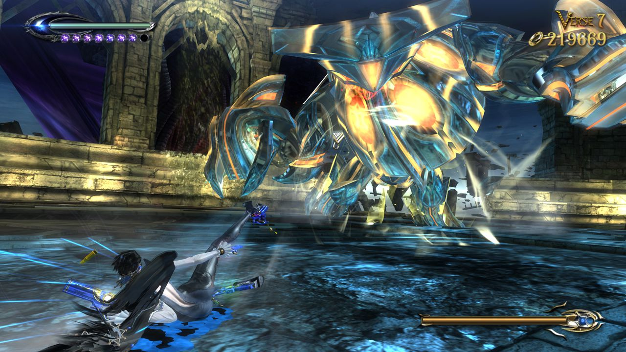 Bayonetta 2: video con trenta minuti di gameplay