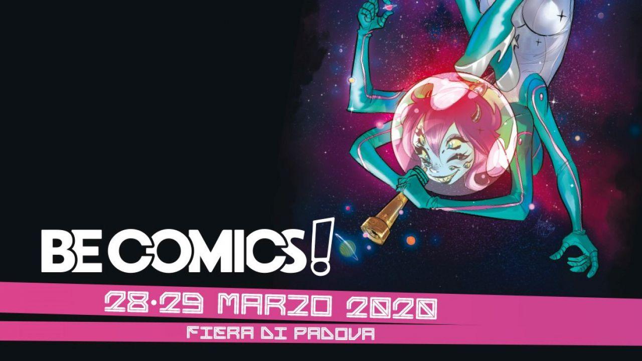 Be Comics 2020: il festival del fumetto di Padova è stato rinviato a data da destinarsi