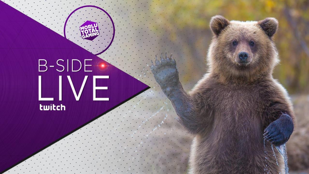 Bear Simulator giocato da Morlu e Todd - Replica Live 01/03/2016