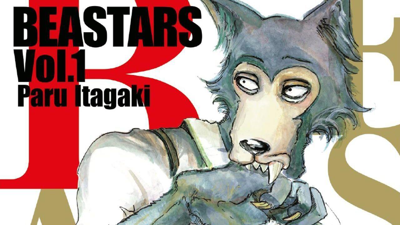 Beastars candidato all'Eisner Award: ecco i 5 manga candidati al premio