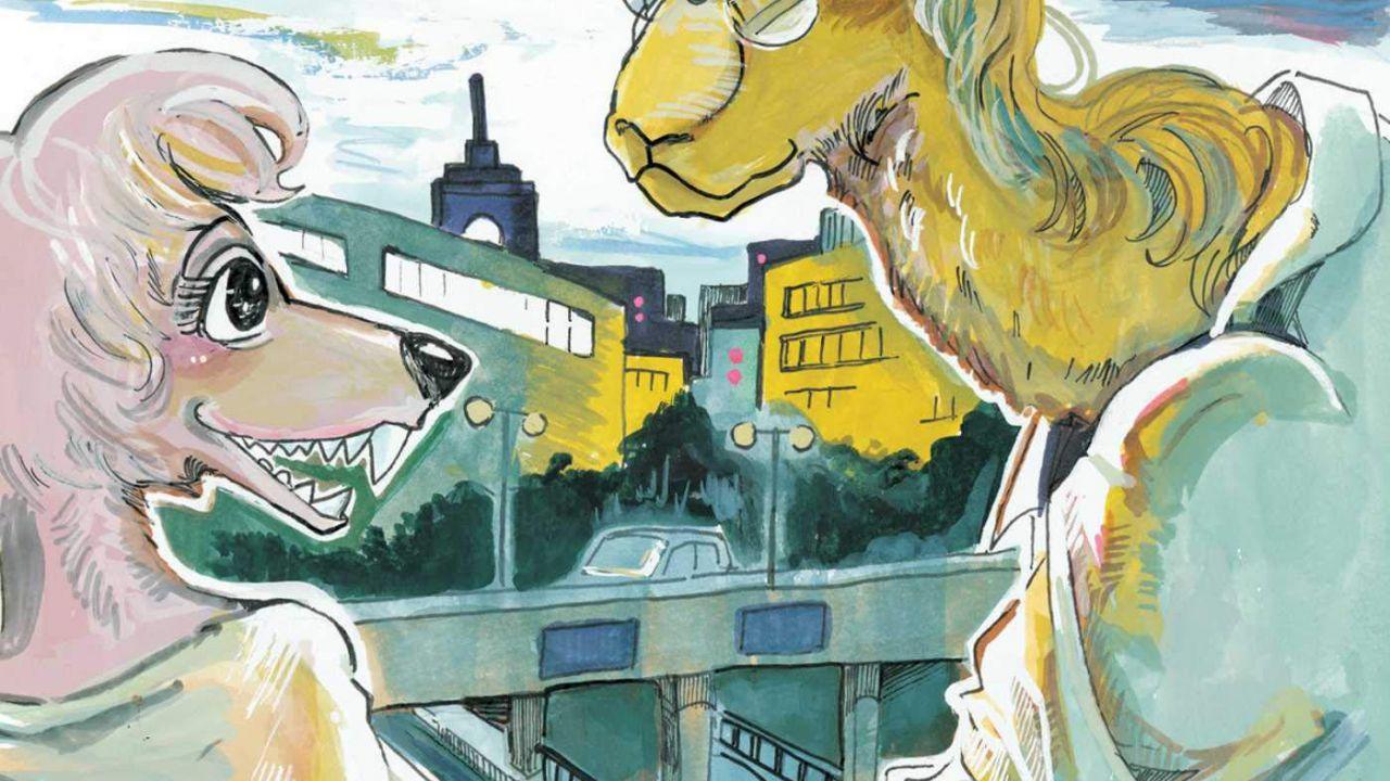 Beastars: la raccolta di storie Beast Complex in uscita nel 2021