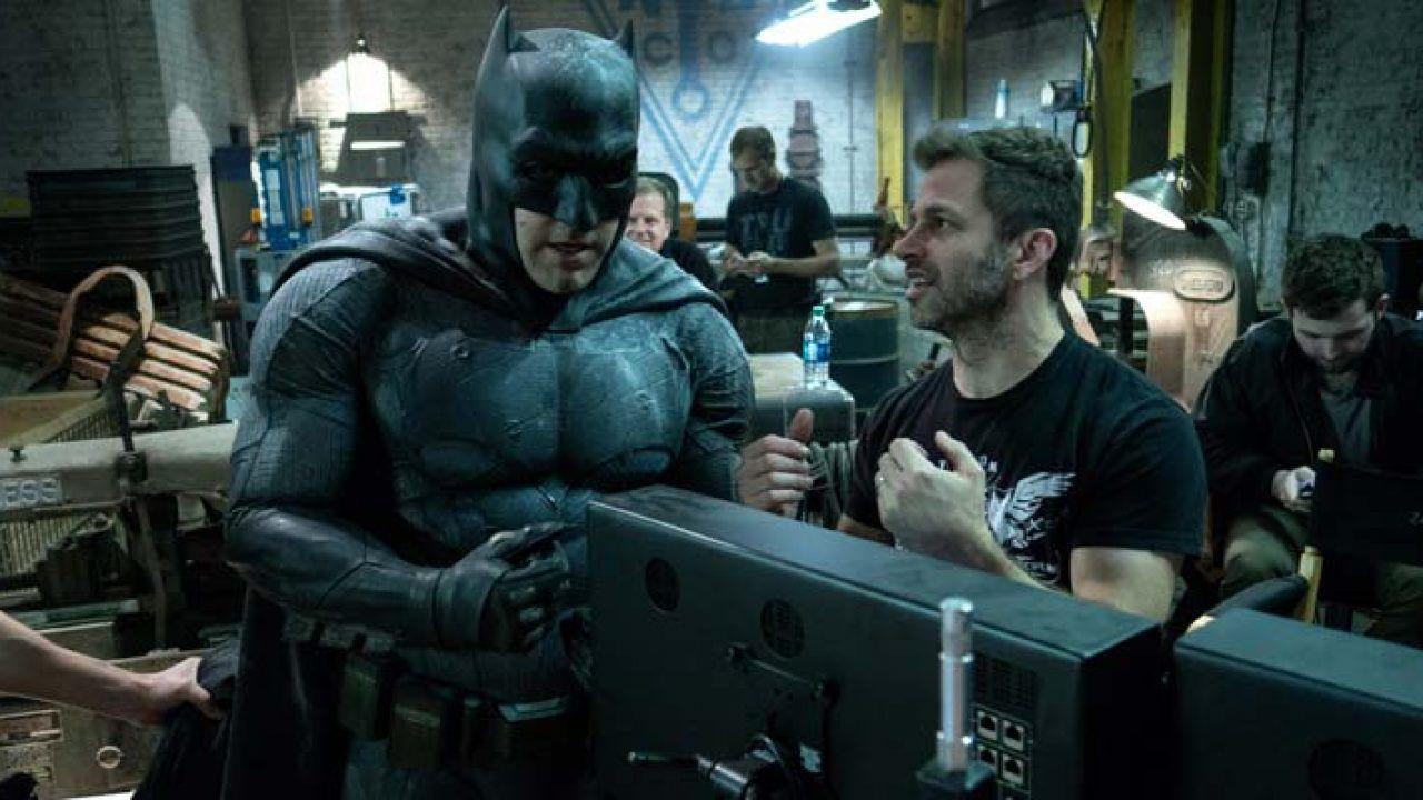 Ben Affleck il miglior Batman? Zack Snyder vuole il vostro voto per un sondaggio!