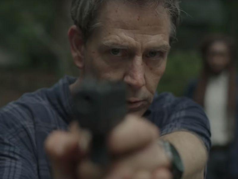 Ben Mendelsohn nel trailer di The Ousider della HBO, tratto dal romanzo di Stephen King