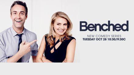 Benched, da oggi su RaiTre la serie di USA Network