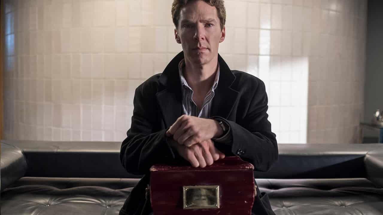 Benedict Cumberbatch sul salvataggio del fattorino: 'Non sono un eroe!'
