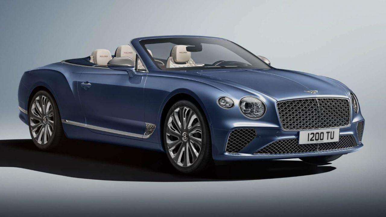 Bentley Continental GT Mulliner: ancora più lusso, ancora più preziosa