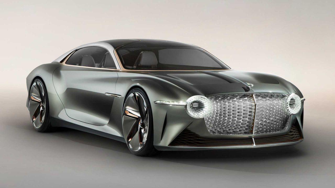 Bentley lavora ad un'auto elettrica con design 'senza precedenti'