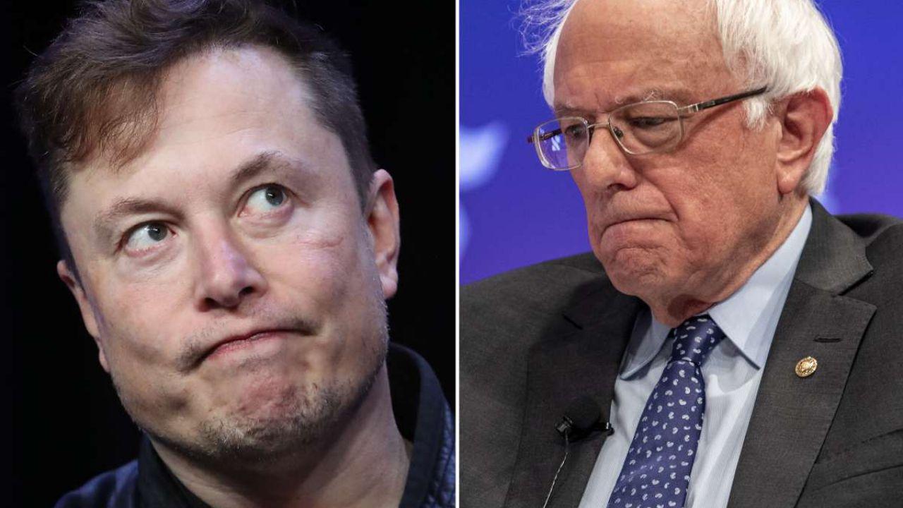 Bernie Sanders cita Elon Musk per criticare il sistema retributivo statunitense