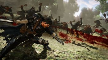 Berserk and the Band of the Hawk si mostra in oltre 20 minuti di gameplay