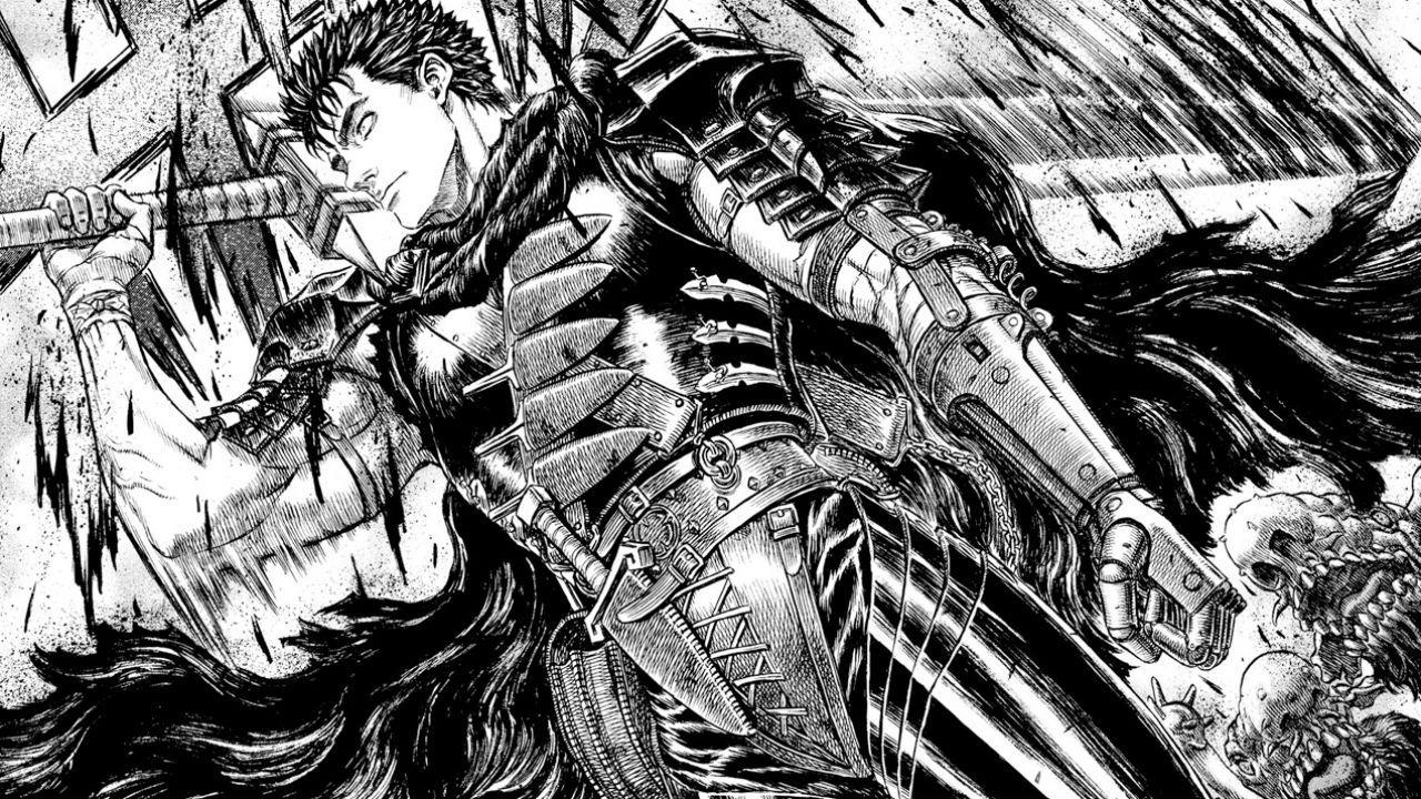 Berserk: ecco la data del ritorno del manga di Kentaro Miura