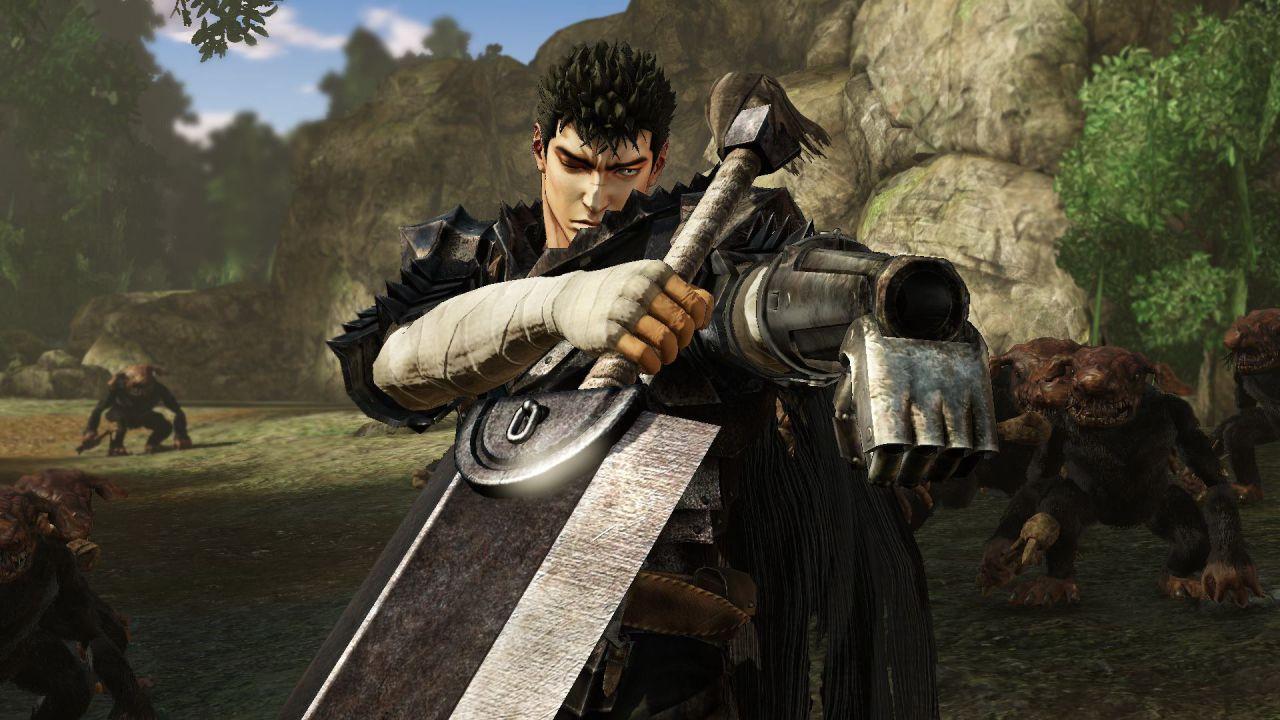 Berserk esce in autunno in Occidente, pubblicati nuovi scatti del gioco