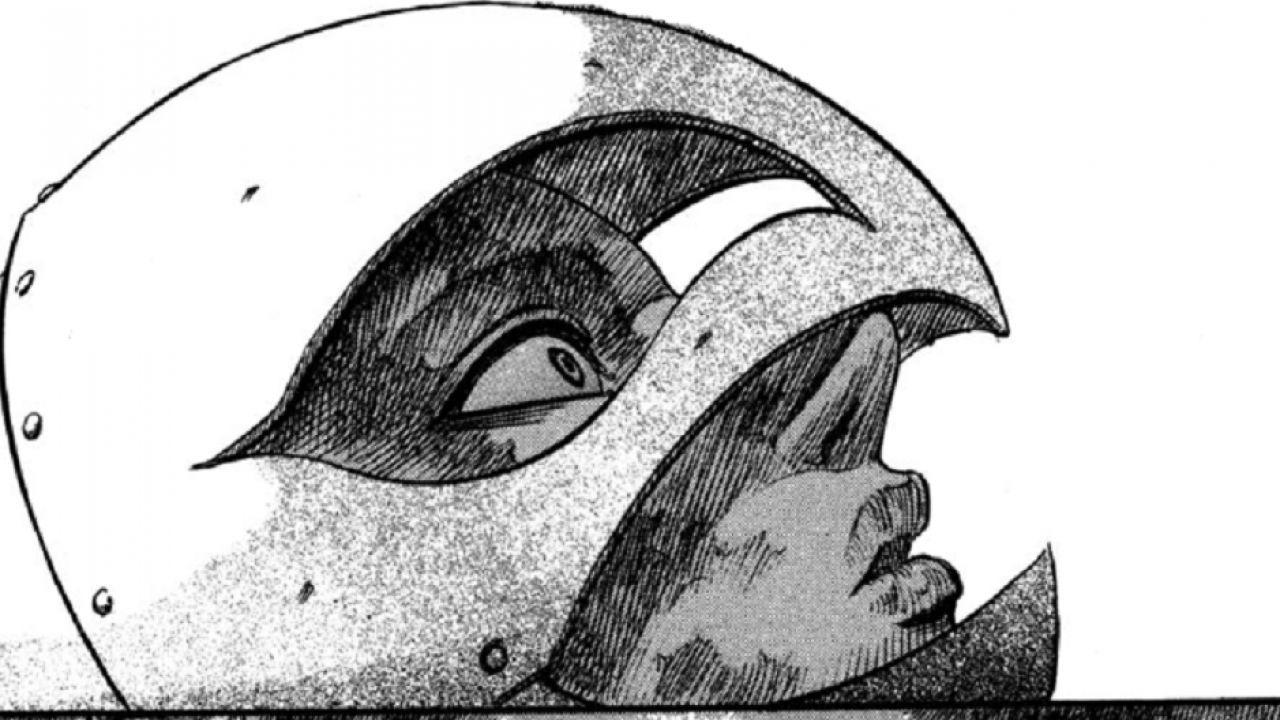 Berserk: un fan ricrea in computer grafica il volto di Griphis dopo le torture
