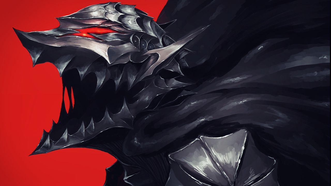 Berserk: Gatsu e la sua terrificante armatura nel cosplay di Berserikprops