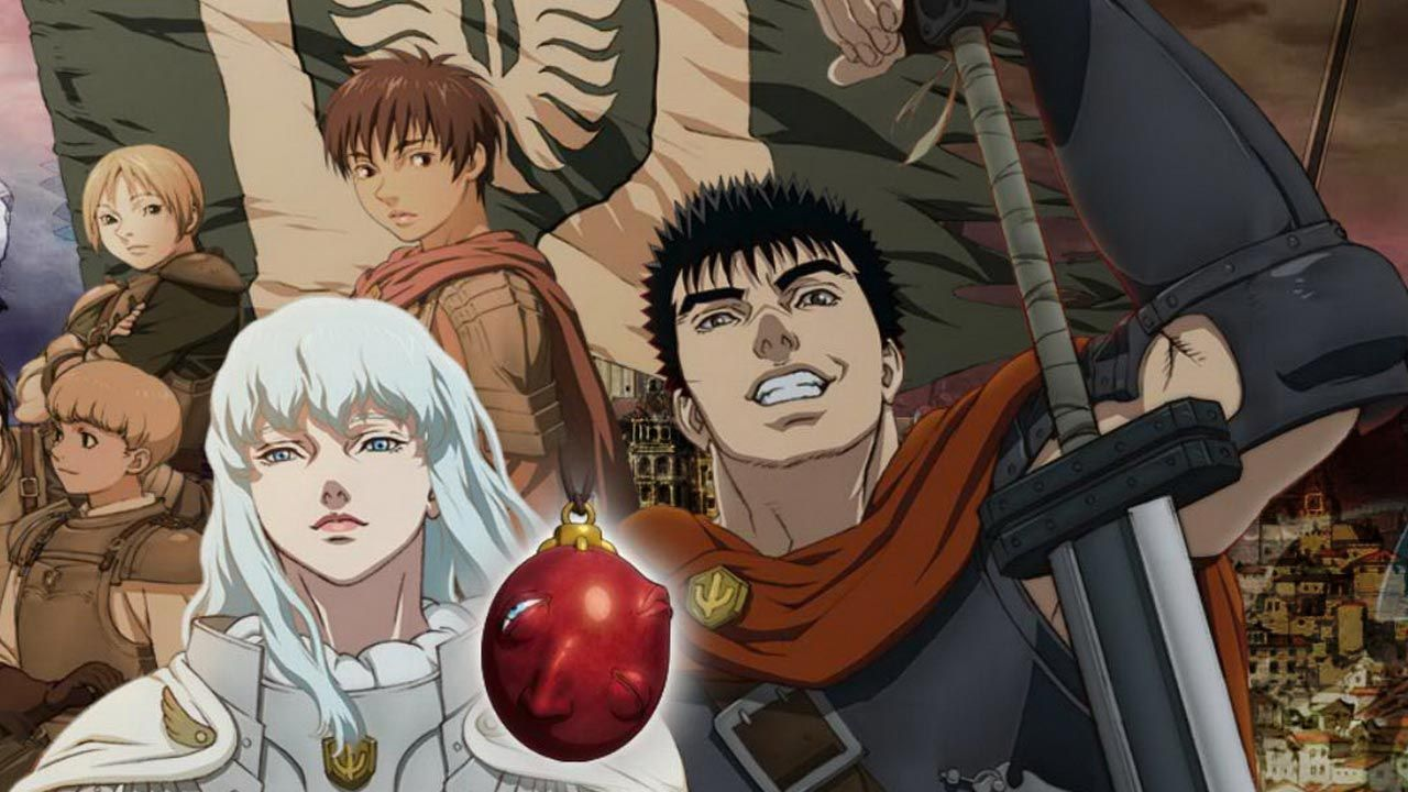 Berserk - Golden Age Arc III, in uscita a giugno i DVD e Blu-Ray giapponesi