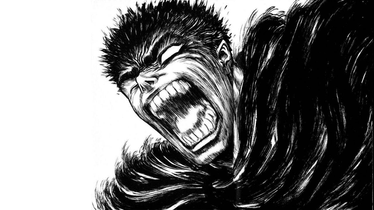 Berserk salta ancora: il manga di Kentaro Miura è di nuovo in pausa