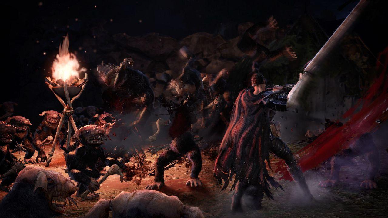 Berserk Warriors: trapelata la possibile data di uscita in Occidente
