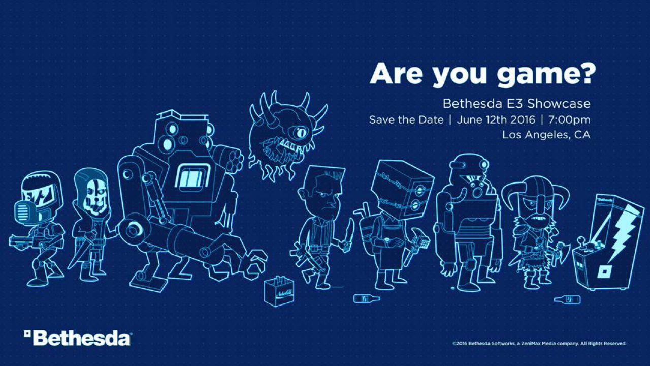 Bethesda: annunciata la data della conferenza E3