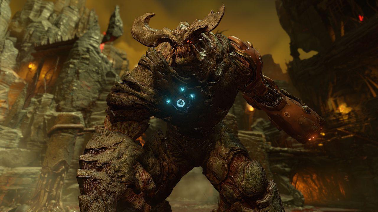 Bethesda ha cancellato la prima versione di Doom perchè troppo simile a Call of Duty