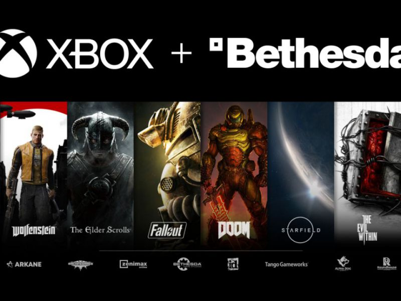 Bethesda enters Xbox Game Studios: the agreement between Microsoft and ZeniMax is approved