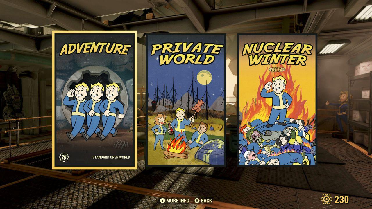 Bethesda lancia Fallout 1st, l'abbonamento Premium per ...