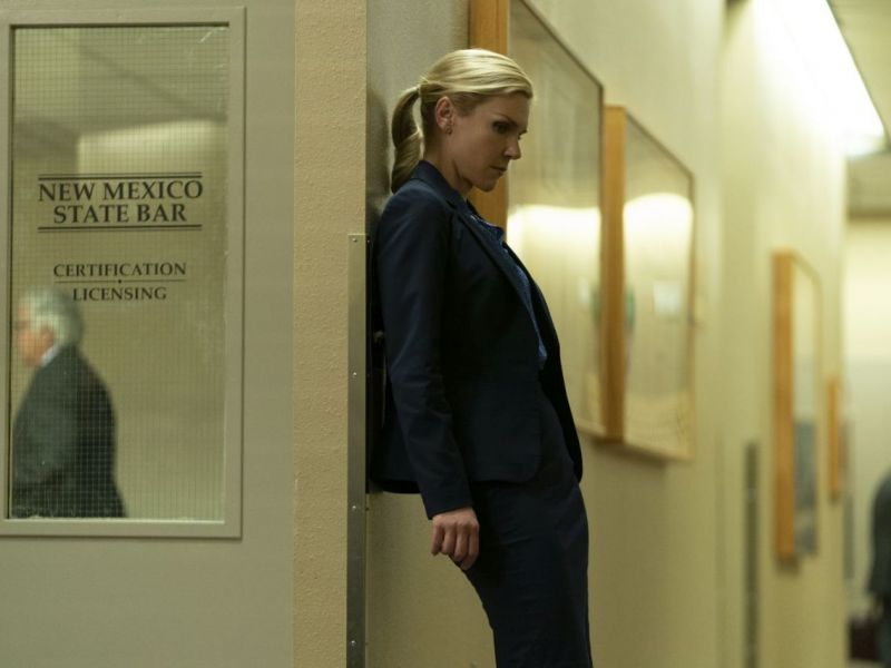 Better Call Saul 5, Rhea Seehorn: 'Ecco cosa ne penso di Kim'