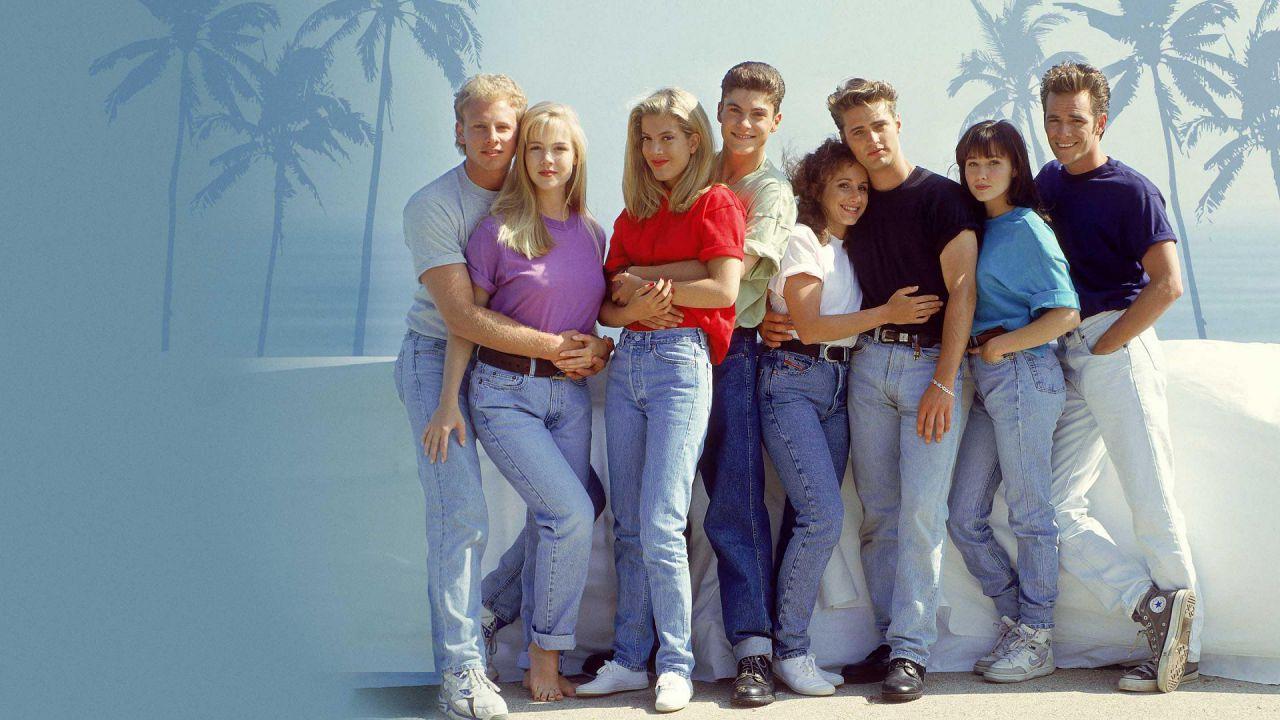 Beverly Hills 90210, che fine ha fatto il cast della serie