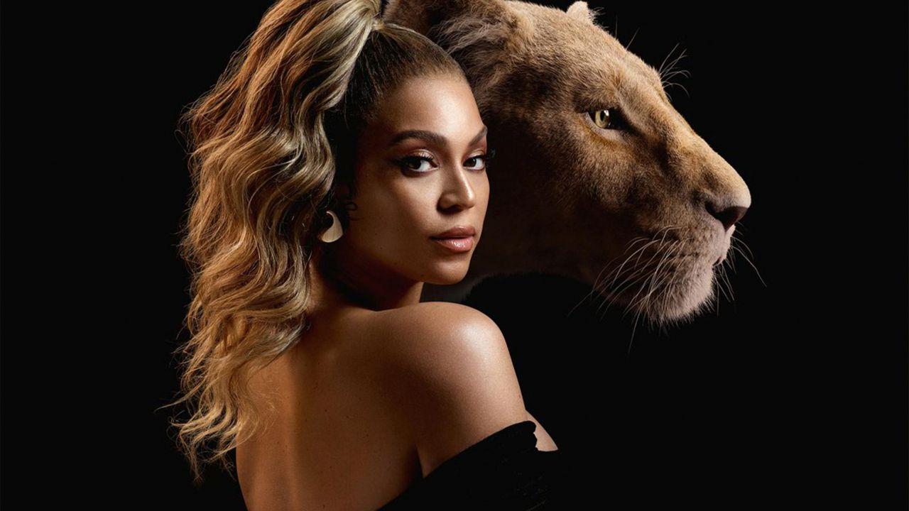 Beyonce annuncia The Lion King: The Gift, nuovo album ispirato a Il Re Leone