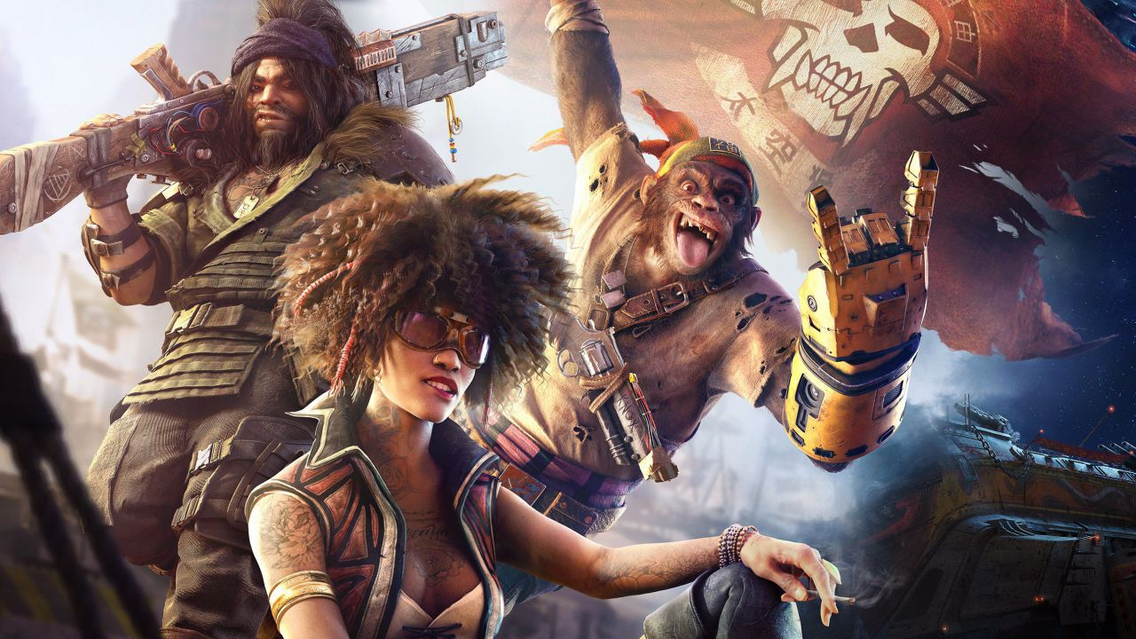 Beyond Good and Evil 2: nuovo Space Monkey Report in occasione della Paris Games Week