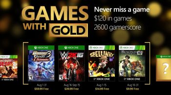 Beyond Good & Evil HD e WWE 2K16 tra i Games with Gold di agosto 2016