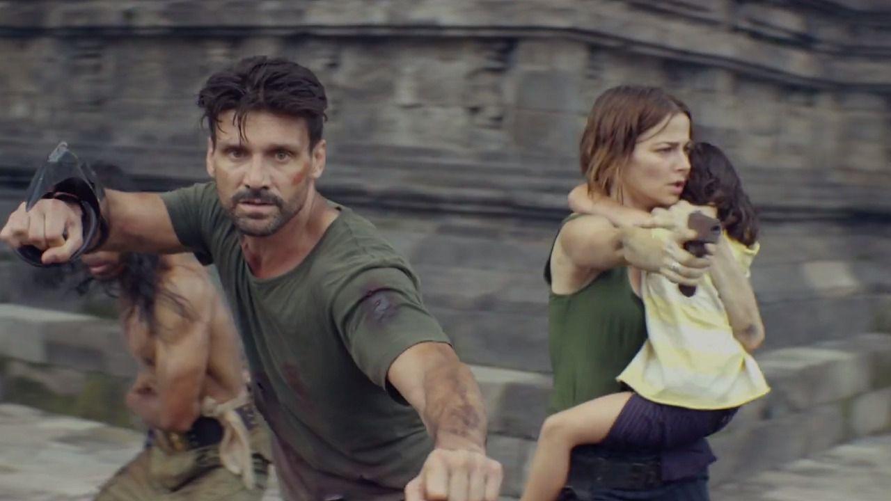 Beyond Skyline: lo spettacolare trailer ufficiale con Frank Grillo e Iko Uwais