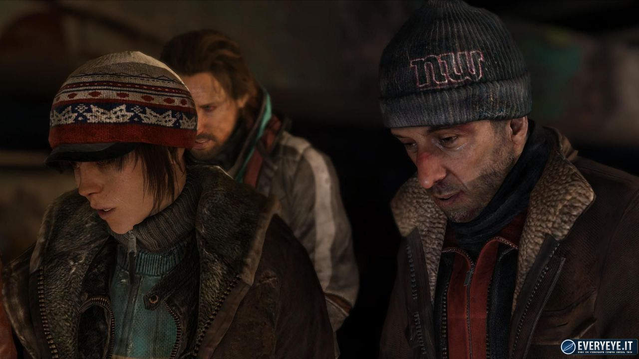 Beyond Two Souls, lista trofei della versione PlayStation 4
