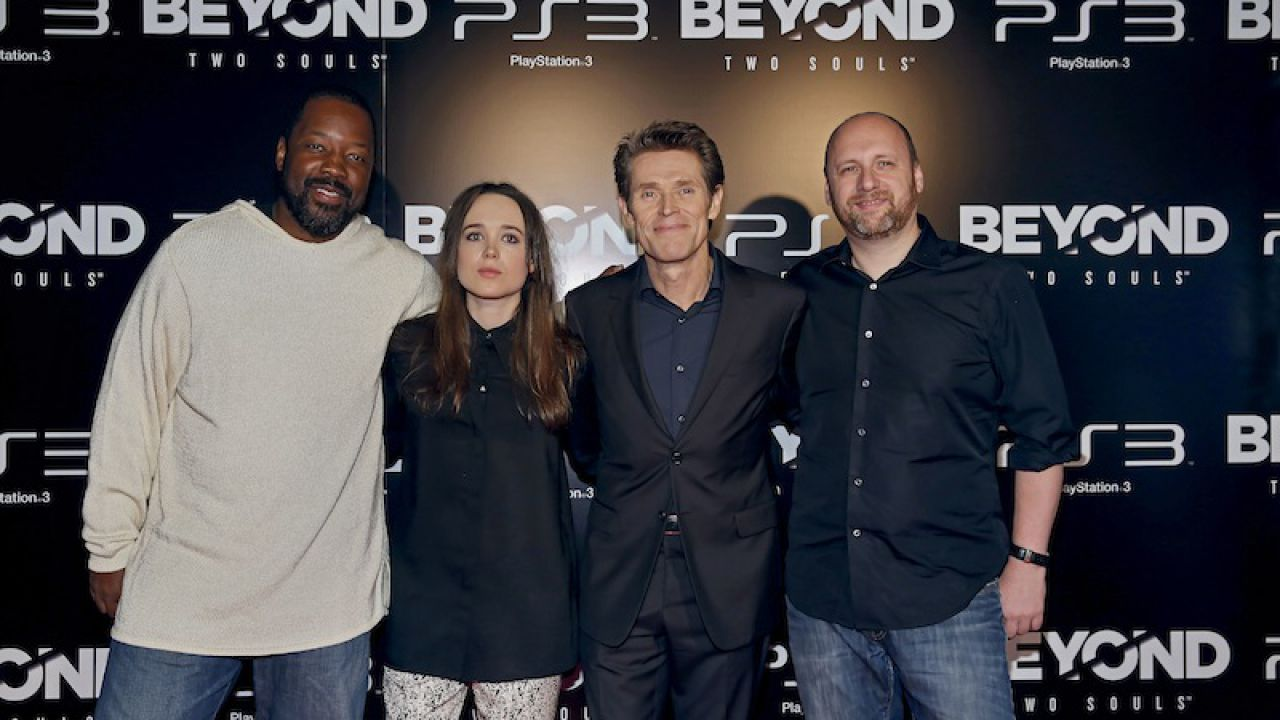 Beyond: Two Souls - nuovo video diario con Ellen Page e Willem Dafoe