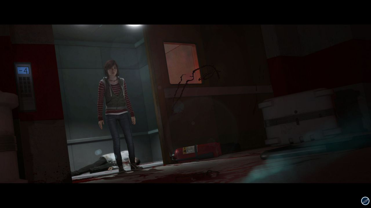 Beyond: Two Souls, video per il DLC Advanced Experiments