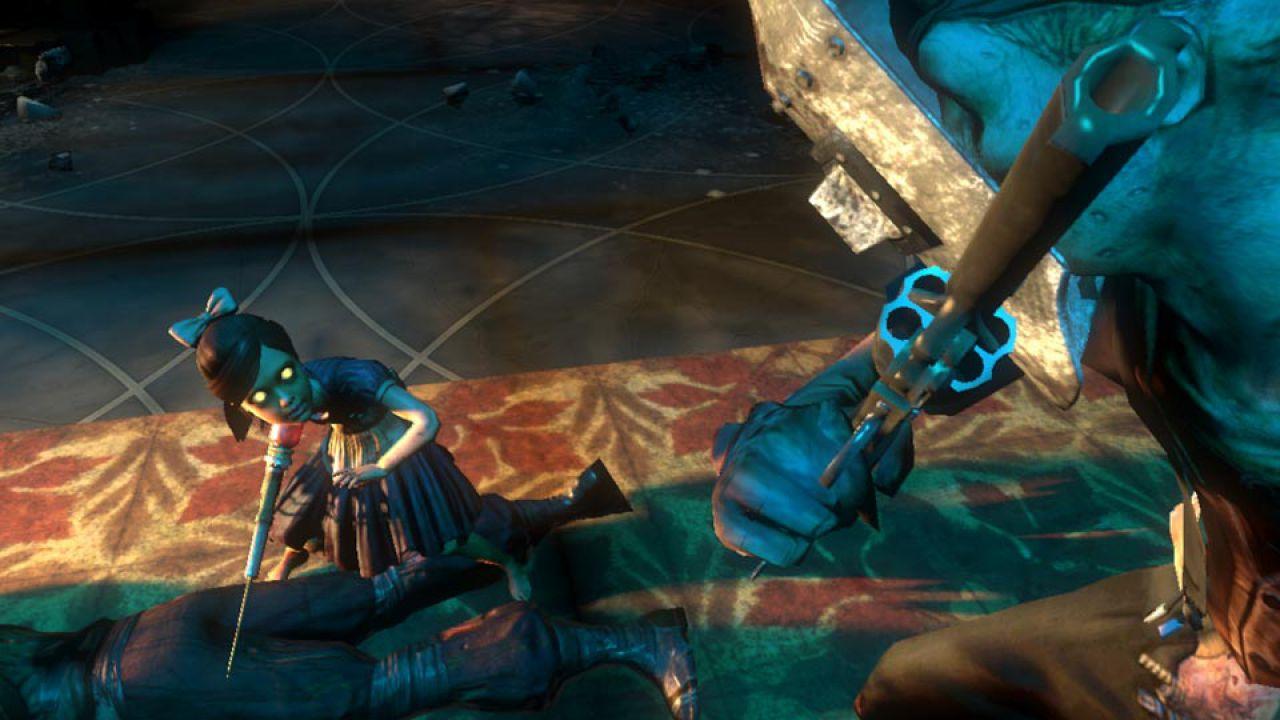 BioShock 2 per PC si aggiorna su Steam