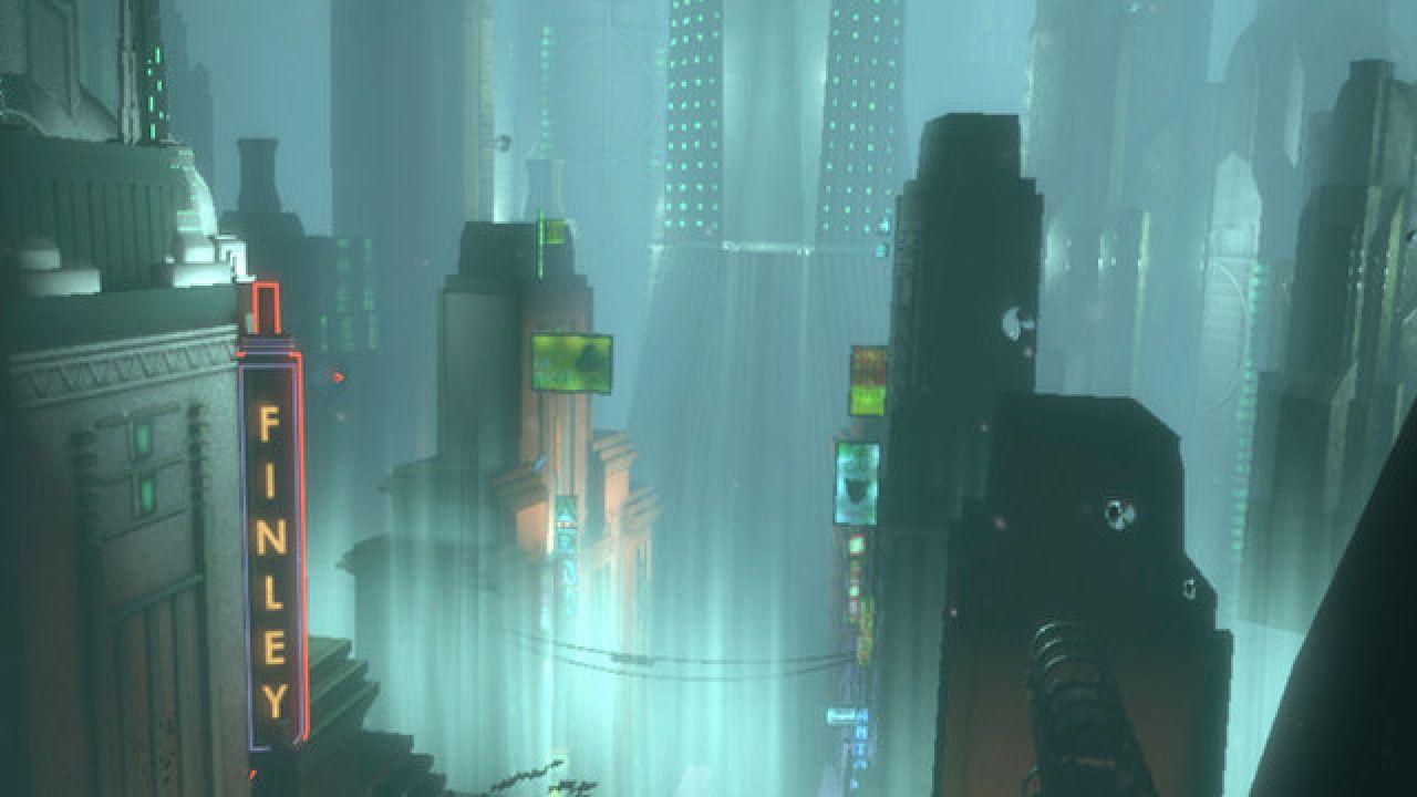 BioShock è disponibile per dispositivi iOS