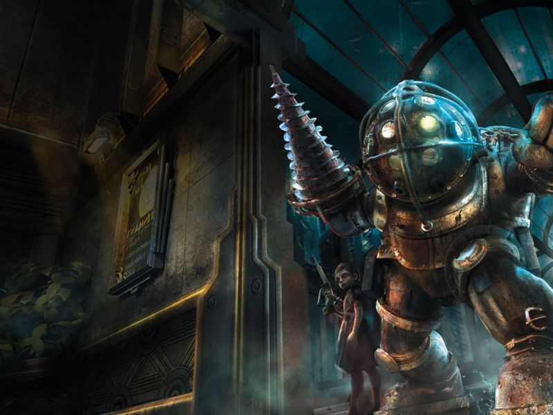Bioshock, Gore Verbinski: 'Volevo farne un film Rated R da 200 milioni'