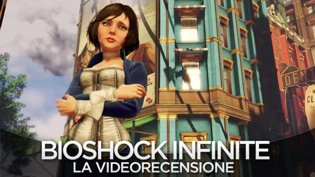 BioShock Infinite: annunciati i DLC