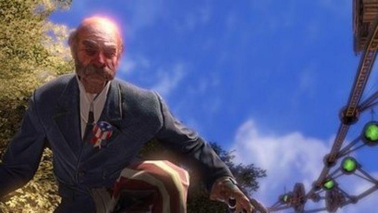 BioShock Infinite: il nuovo aggiornamento per PC prepara il gioco al primo DLC