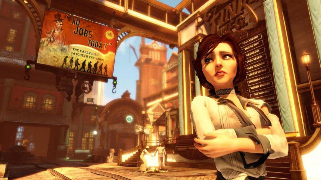 Bioshock Infinte conquista il premio Best Shooter ai VGX
