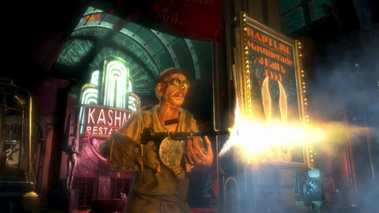 Bioshock non è morto, sviluppo affidato a 2k Marin