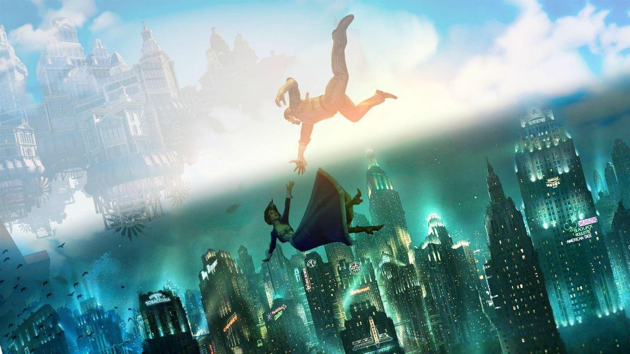 BioShock The Collection: prime impressioni dalla Gamescom
