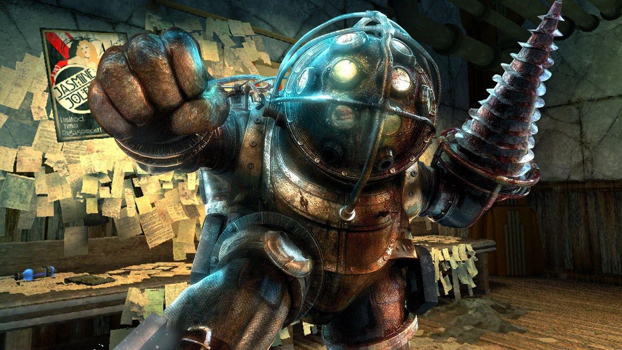 BioShock The Collection: la versione fisica sarà contenuta su due dischi