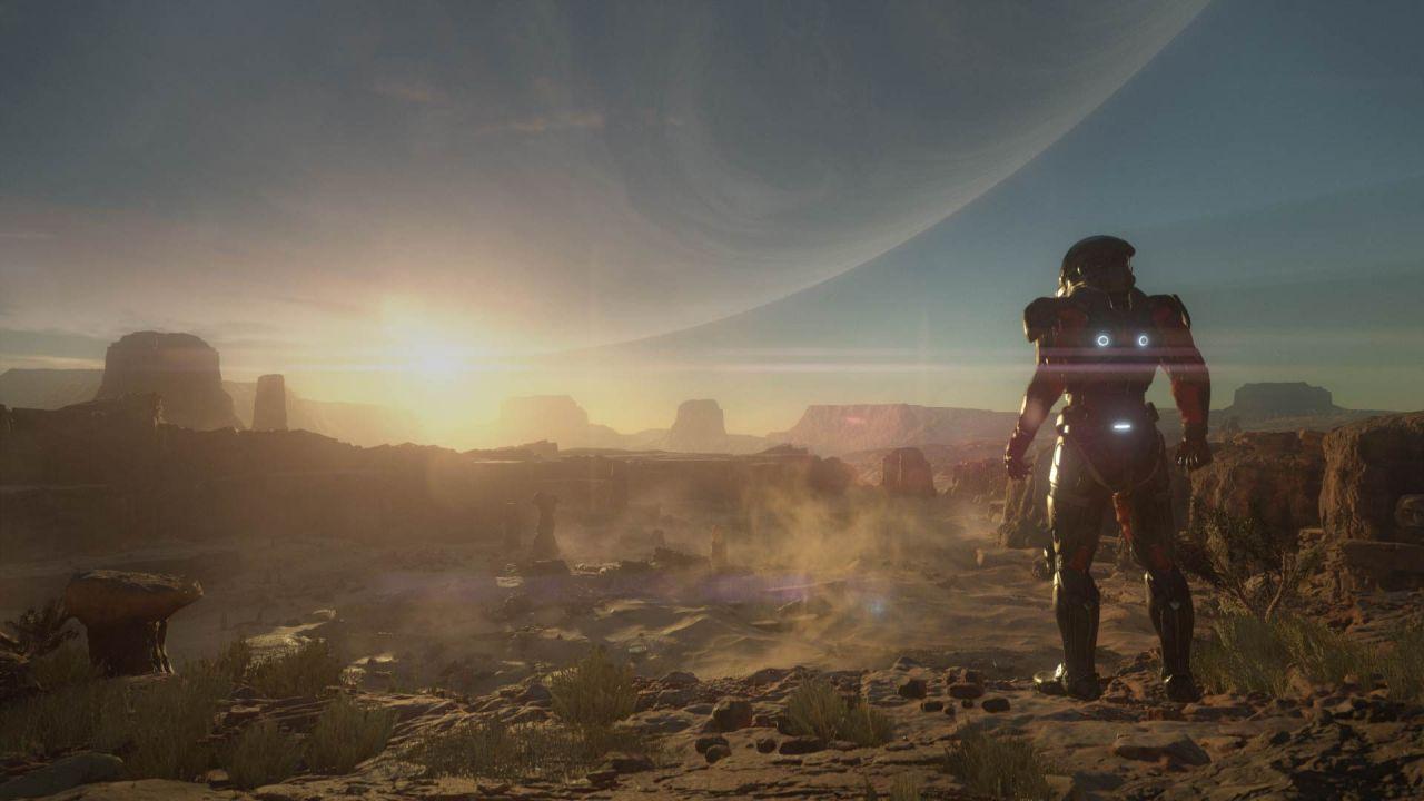 BioWare al lavoro per correggere i bug di Mass Effect Andromeda