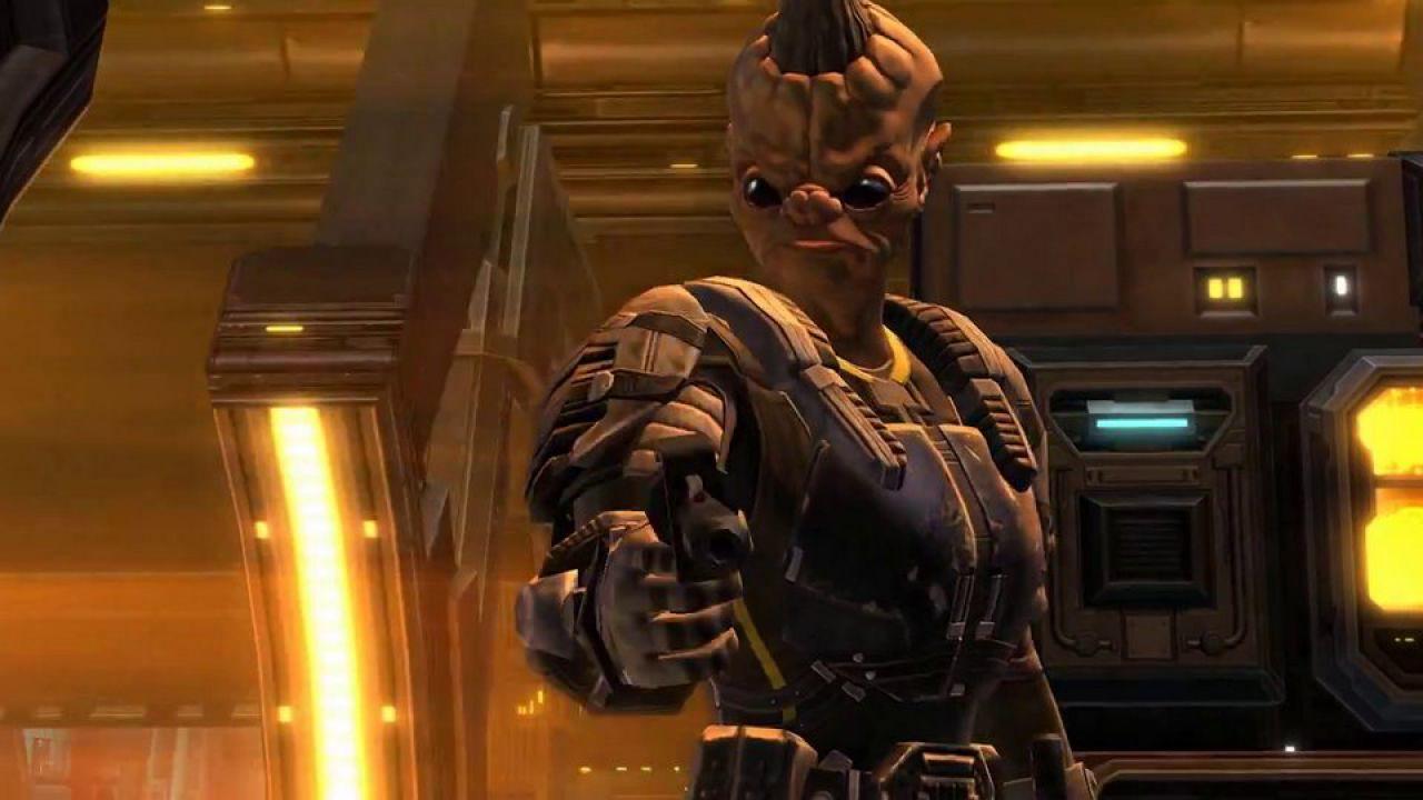 Bioware: niente annunci per Star Wars: The Old Republic all'E3