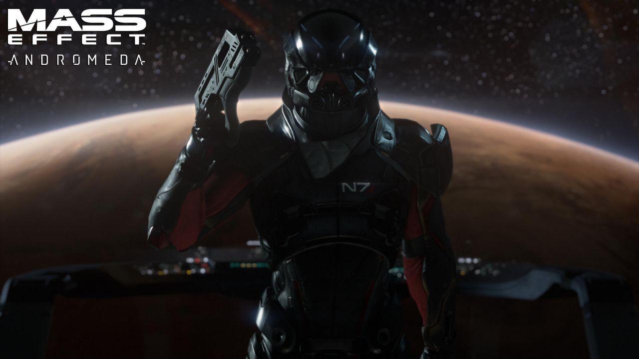 BioWare non vede l'ora di mostrarci Mass Effect Andromeda all'E3 2016