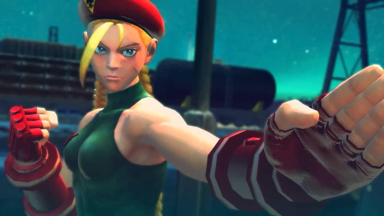 Birdie e Cammy si uniscono al cast di Street Fighter V?