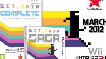 Bit. Trip Complete/SAGA disponibili dal 16 Marzo 2012