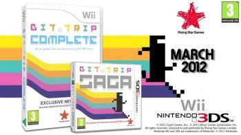 Bit.Trip Saga disponibile sul Nintendo 3DS eShop dal 20 dicembre