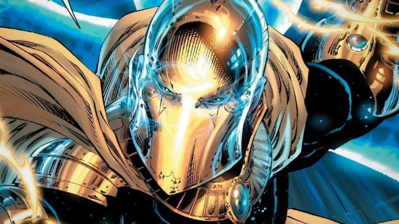 Black Adam, nel film con The Rock saranno esplorate le origini di Doctor Fate?